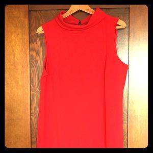 Ann Taylor Retro Red Dress